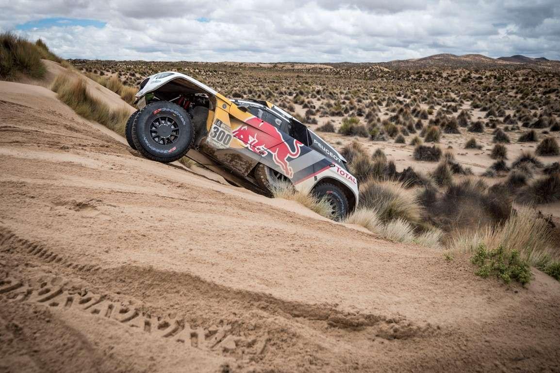 Peugeot Dakar 2017