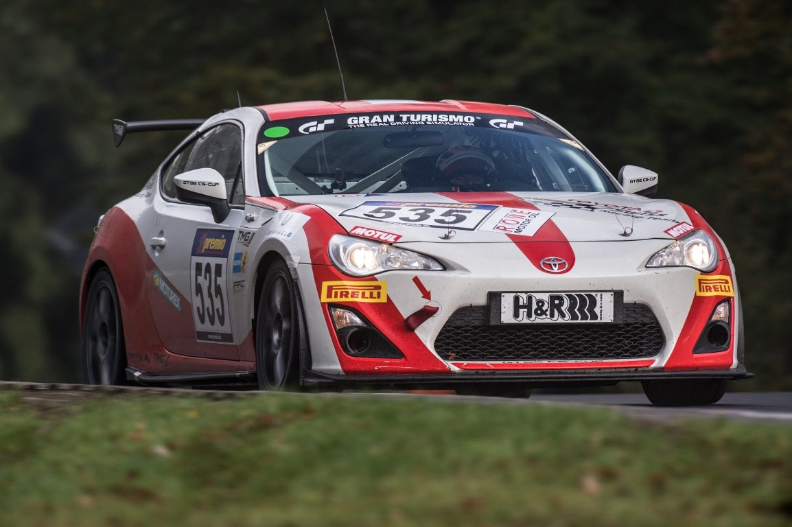 Toyota GT86 Cup 2016
