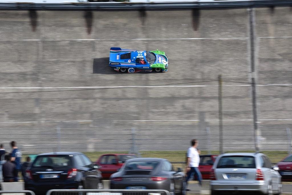 Les Grandes Heures Automobiles à Montlhéry