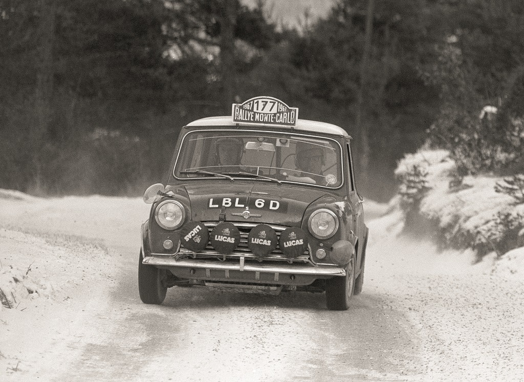 Mini Rallye Monte Carlo 1965