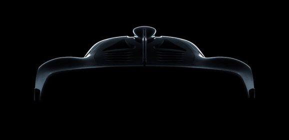 Salon de Detroit 2017 : AMG Project ONE, l'hypercar de Mercedes-AMG