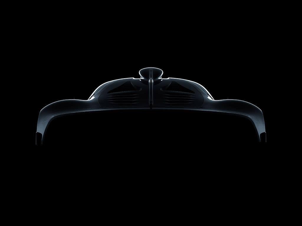 La calandre verticale généralisée sur tous les modèles — Mercedes-AMG