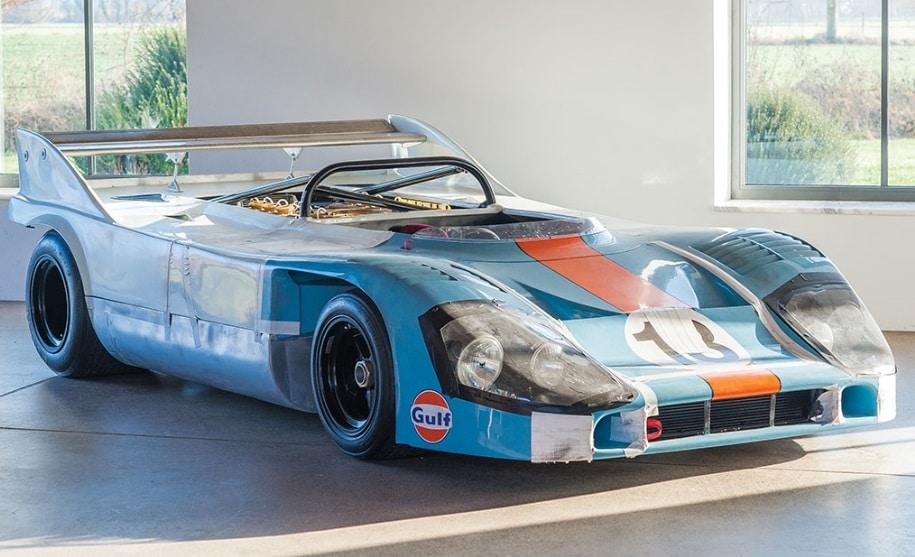 Porsche 917/001 - Retromobile 2017 - RM Sotheby's