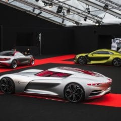 Festival Automobile International : La Fashion Week de l'Automobile vue par Kevin