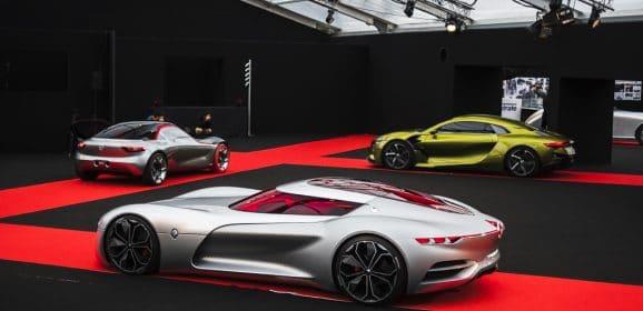 Festival Automobile International : La Fashion Week de l'Automobile vue par Kevin
