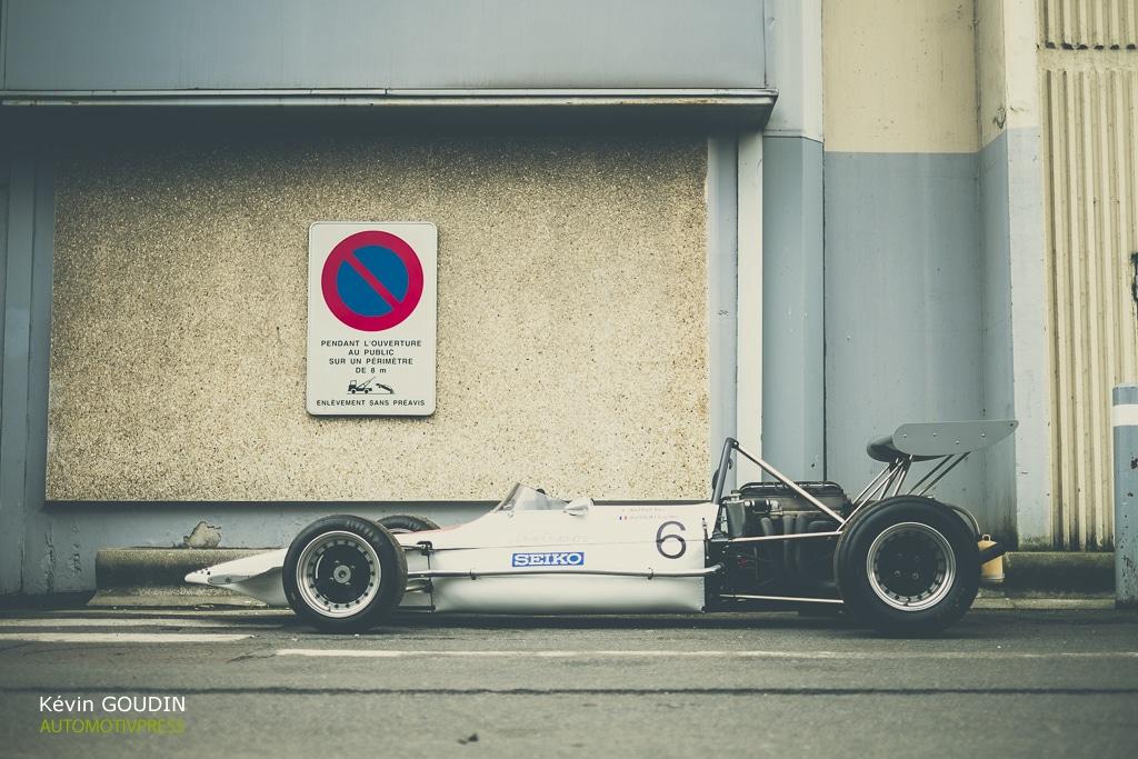 Retromobile 2017 - Kevin Goudin