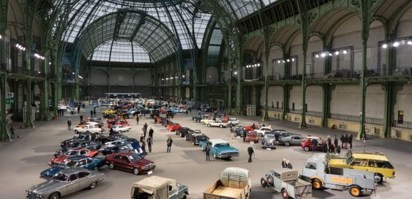 Vente Bonhams au Grand Palais par Alex