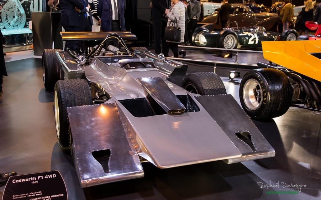 Cosworth F1 4WD - Châssis 1 - 1969
