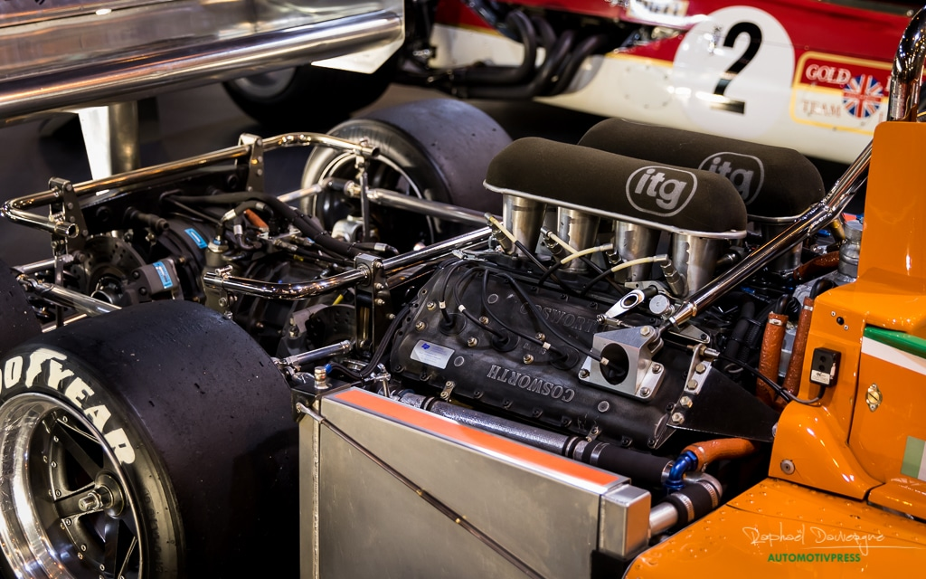 March 2-4-0 - Chassis 1 - 1977