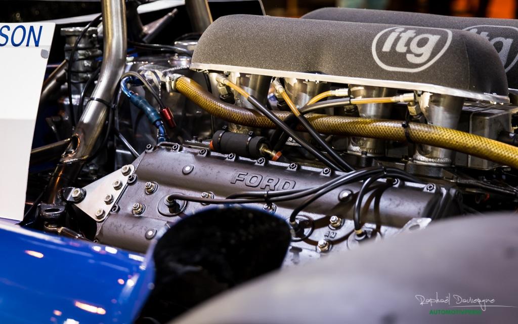 Tyrrell P34 - Châssis P34/6 - 1977