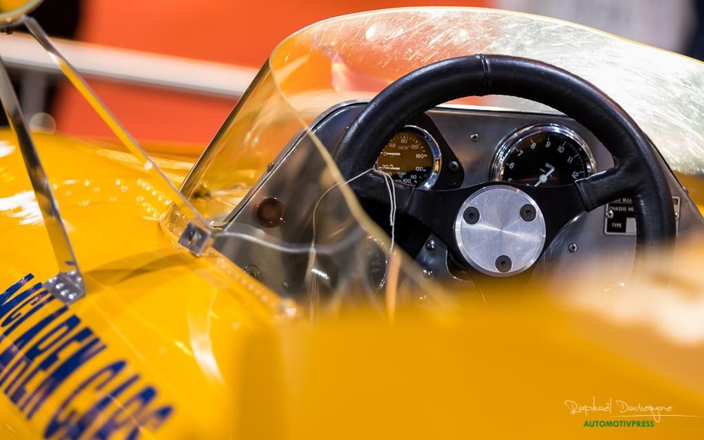 McLaren M9A - Châssis 1 - 1969