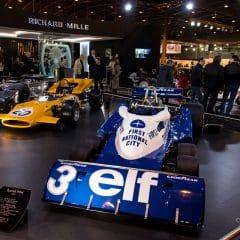 Retromobile 2017 : Les F1 atypiques