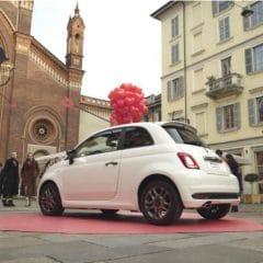 Fiat fête la Saint-Valentin