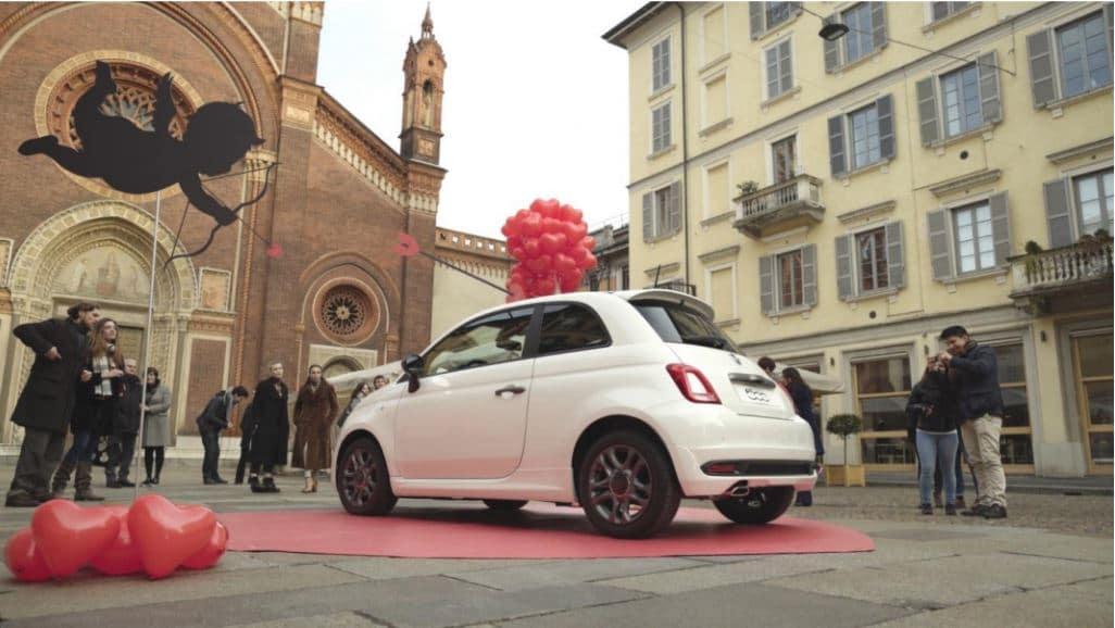 Fiat 500 cupidon