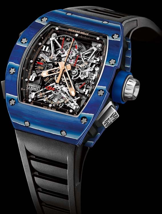 Richard Mille RM 050 Jean Todt 50th Anniversary