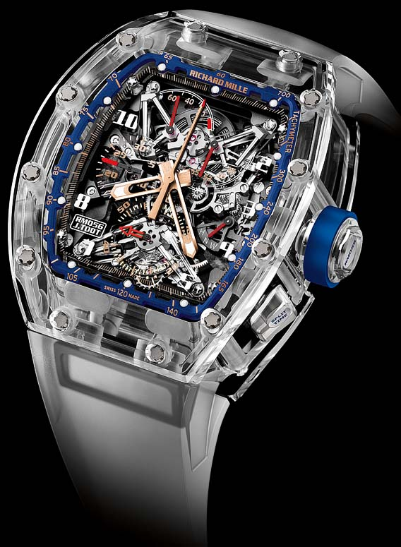 Richard Mille RM 056 Jean Todt 50th Anniversary