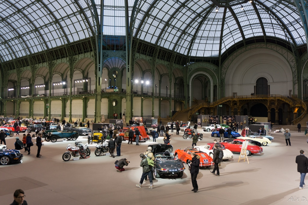 Vente Bonhams au Grand Palais