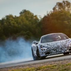 McLaren Super Series 2ème génération : Un châssis actif…