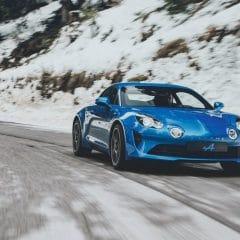 La nouvelle Alpine s'appelle A110 : Les premières photos officielles !
