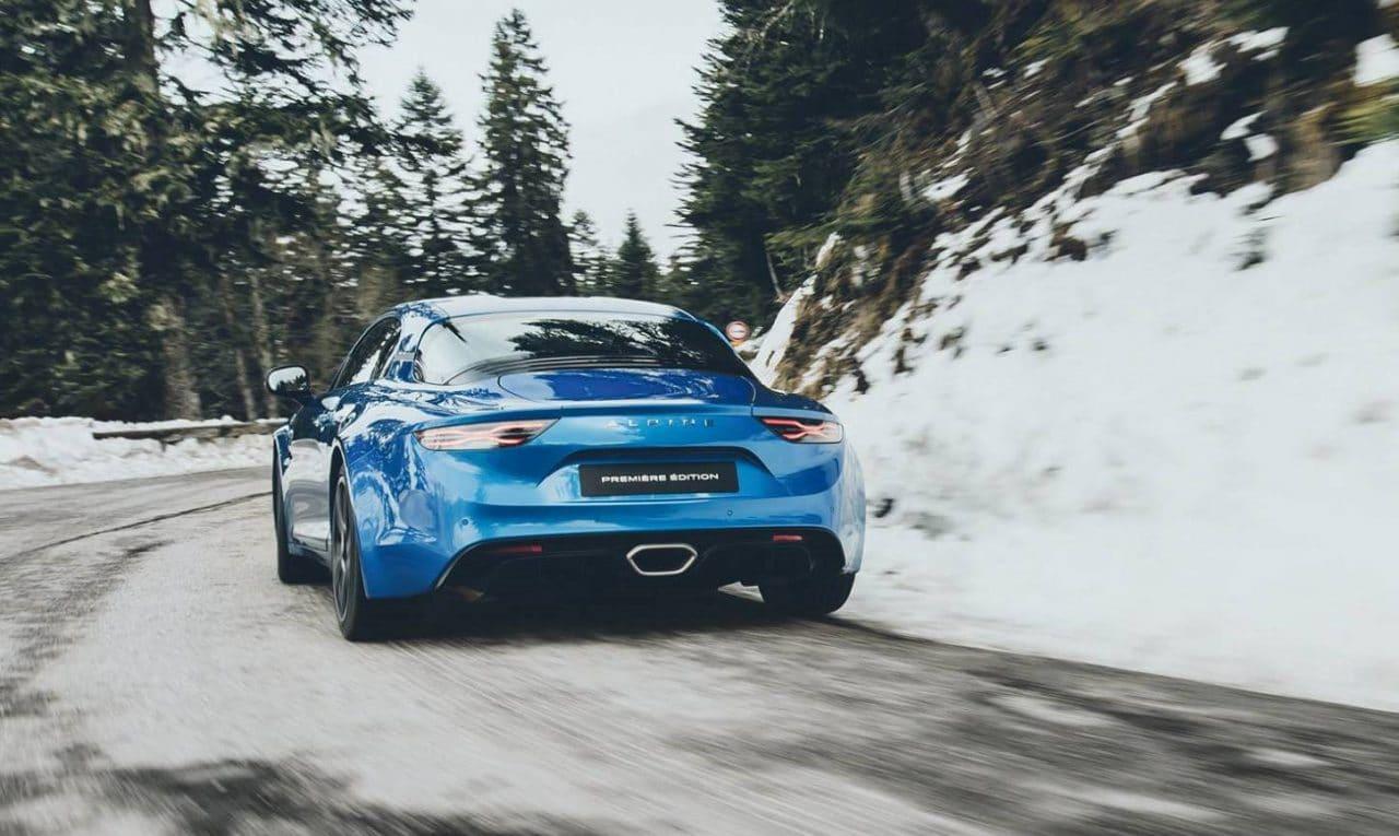 Alpine A110 Première Édition (2017)