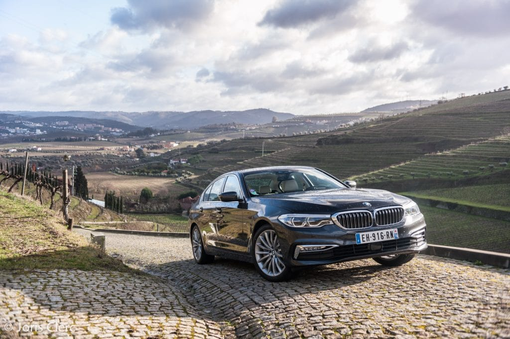 Essai BMW 540i Xdrive - Joris Clerc