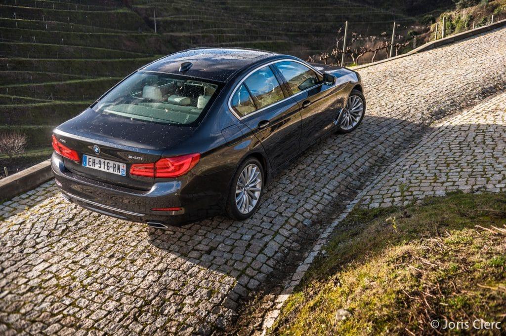 Essai BMW 540i Xdrive - Joris Clerc