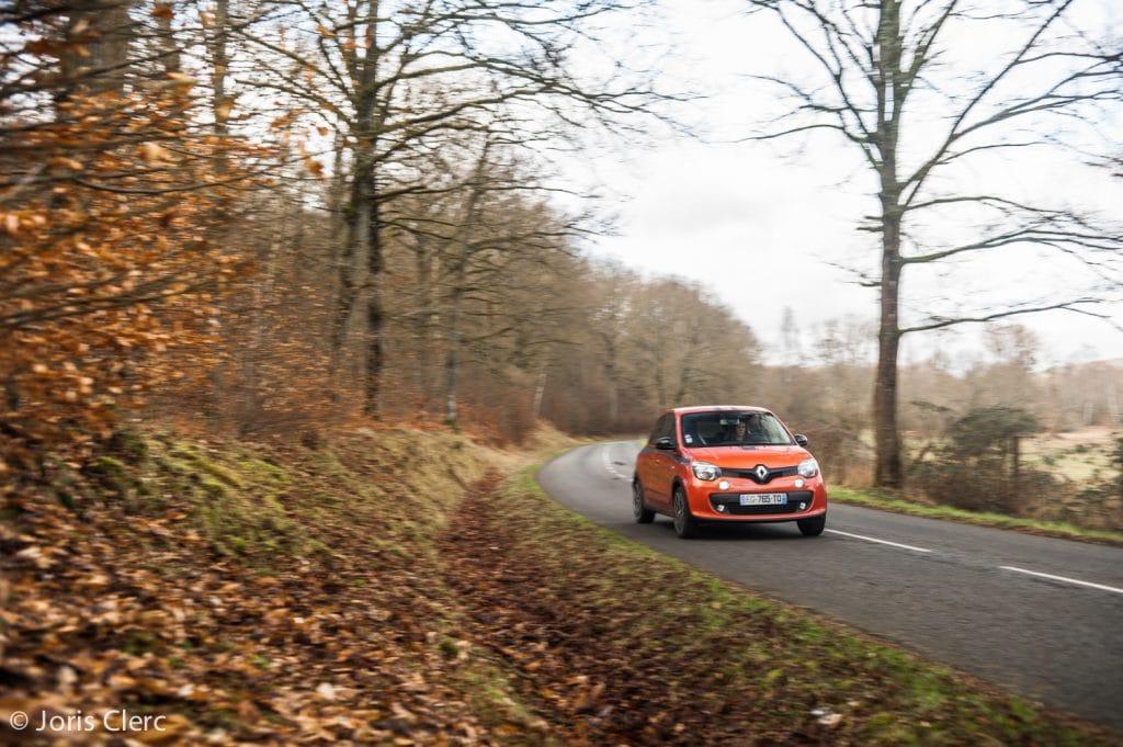 Essai Renault Twingo GT - Joris Clerc