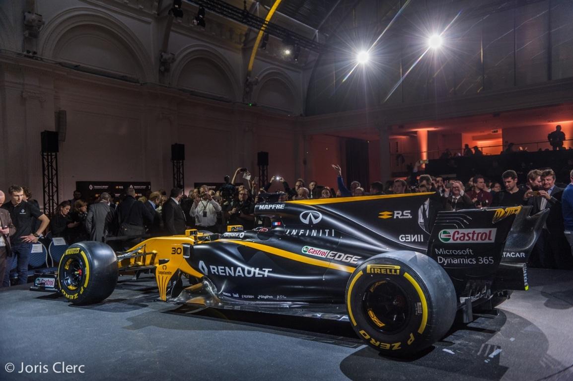 Renault Sport Formula One - R.S.17 - Joris Clerc