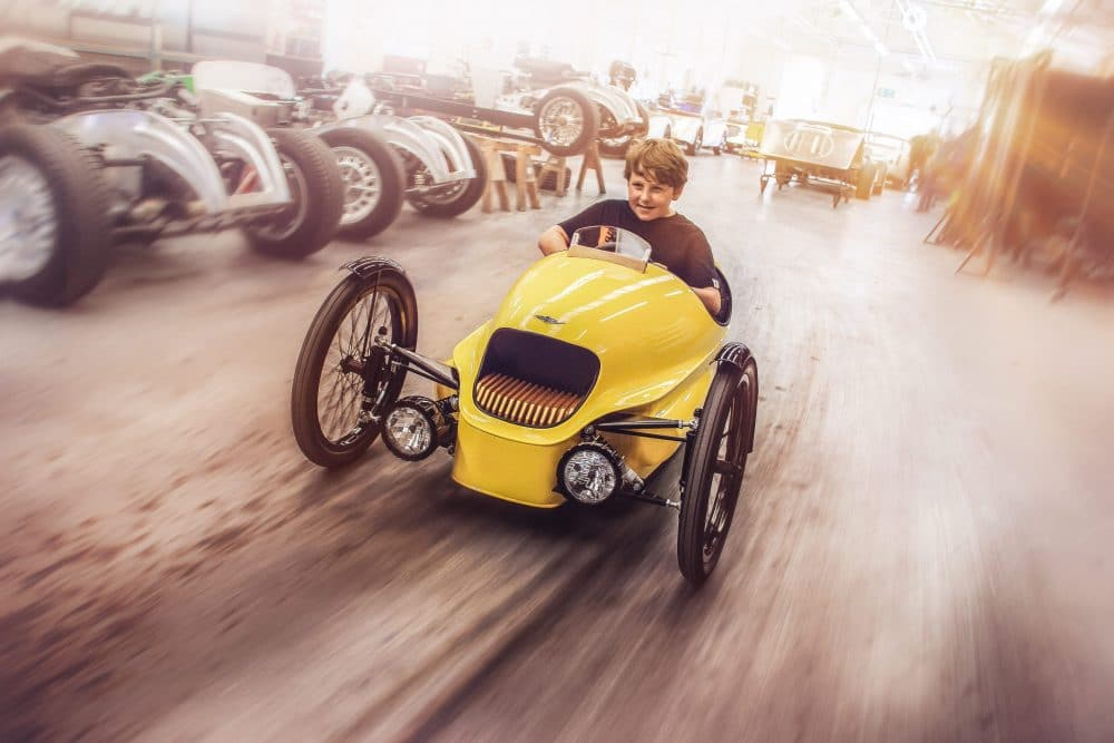 Morgan 3-Wheeler EV3 Junior
