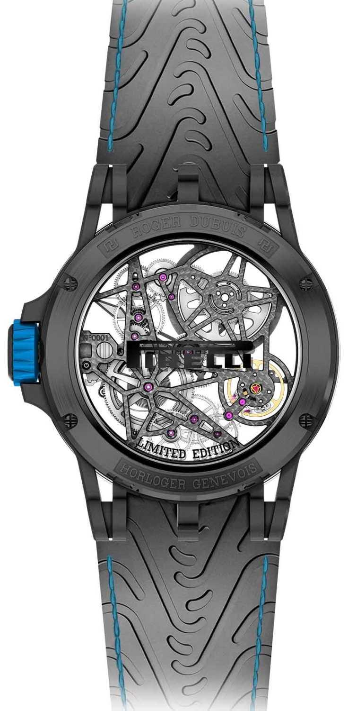 Roger Dubuis Excalibur Spider Pirelli Squelette Automatique