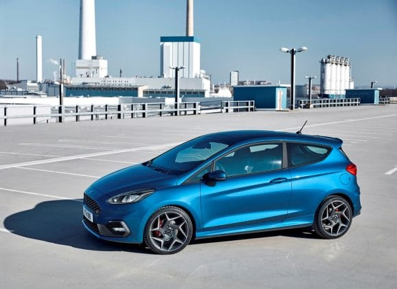 Nouvelle Ford Fiesta ST à Genève