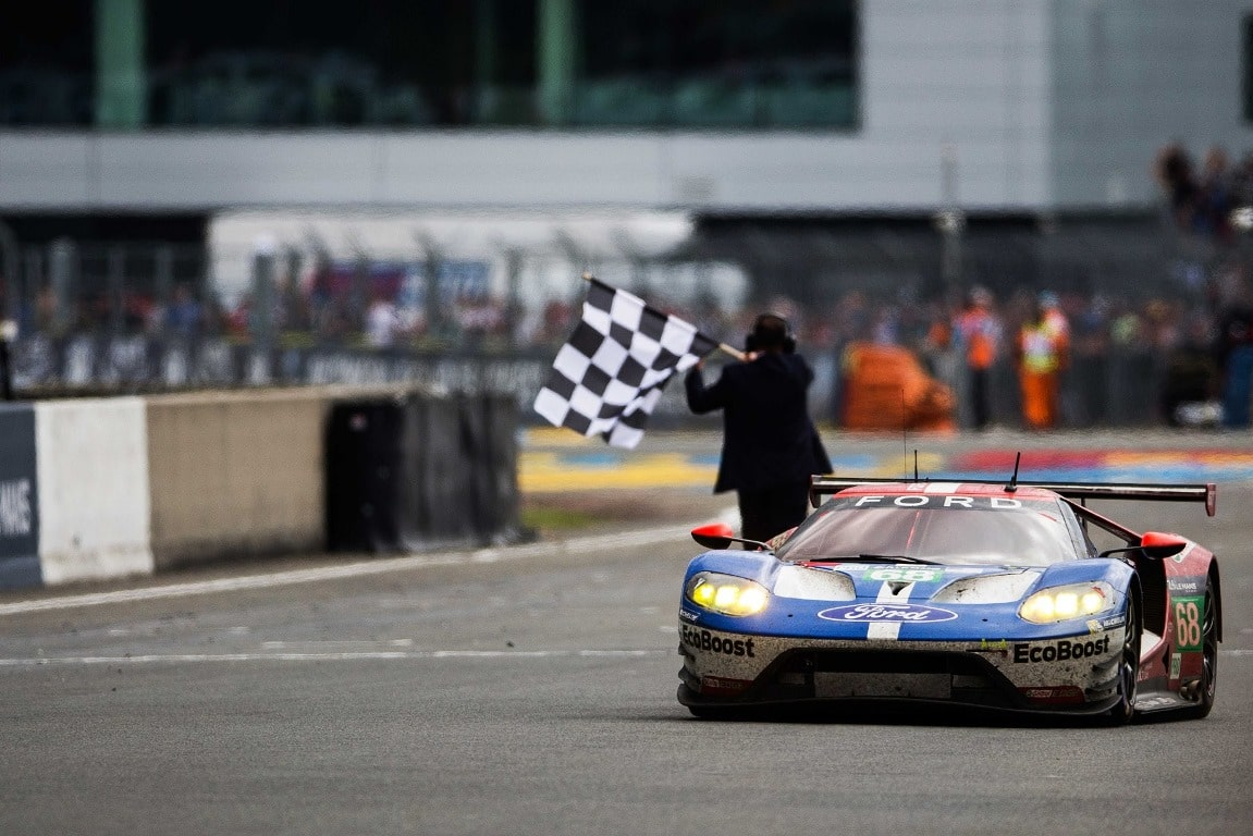 Ford GT LMGTE