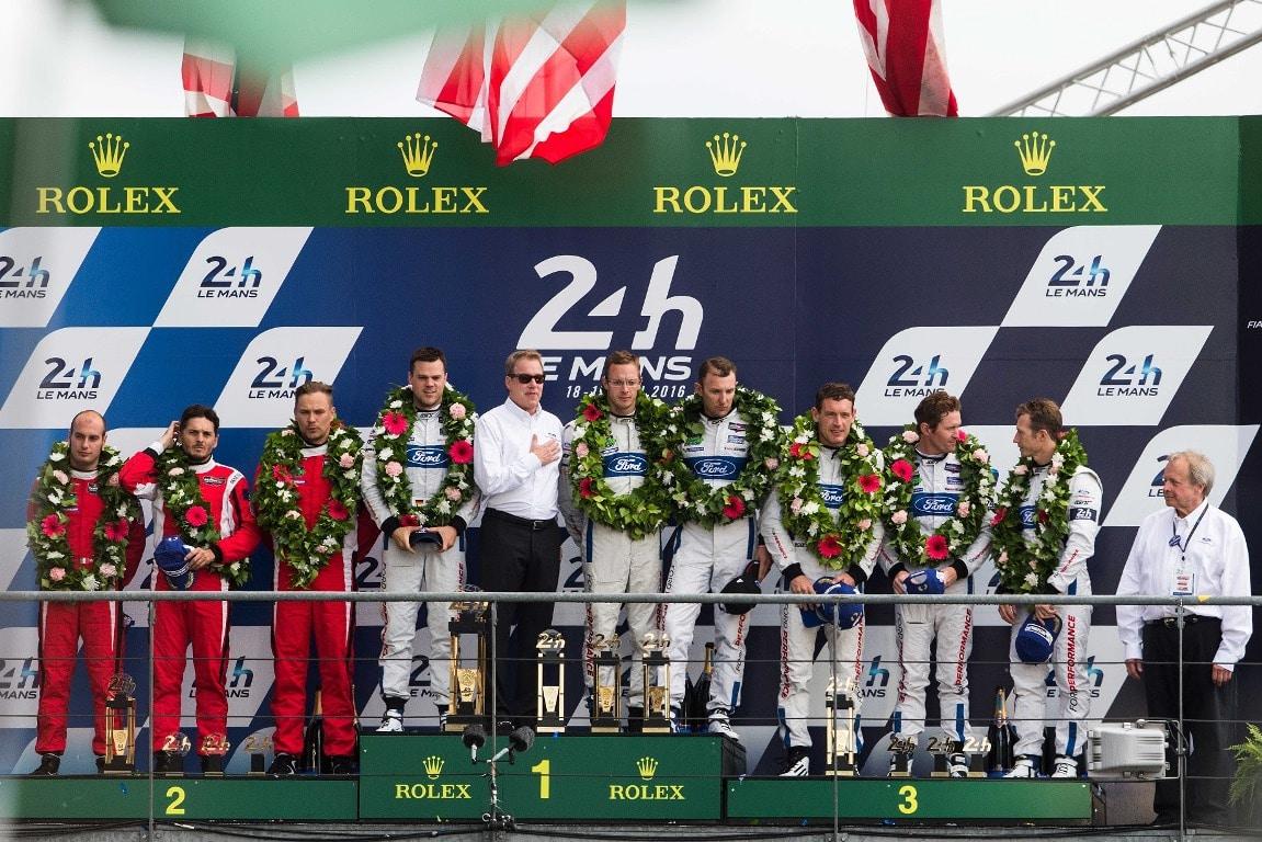 2016 World Endurance Championship Le Mans 24 hours 11th – 19th June 2016 Le Mans, France Photo: Drew Gibson
