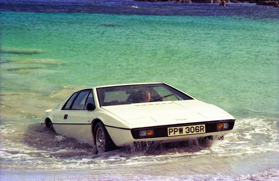 Lotus Esprit James Bond 1977