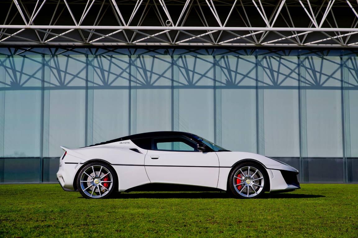 Lotus Evora Sport 410 James Bond