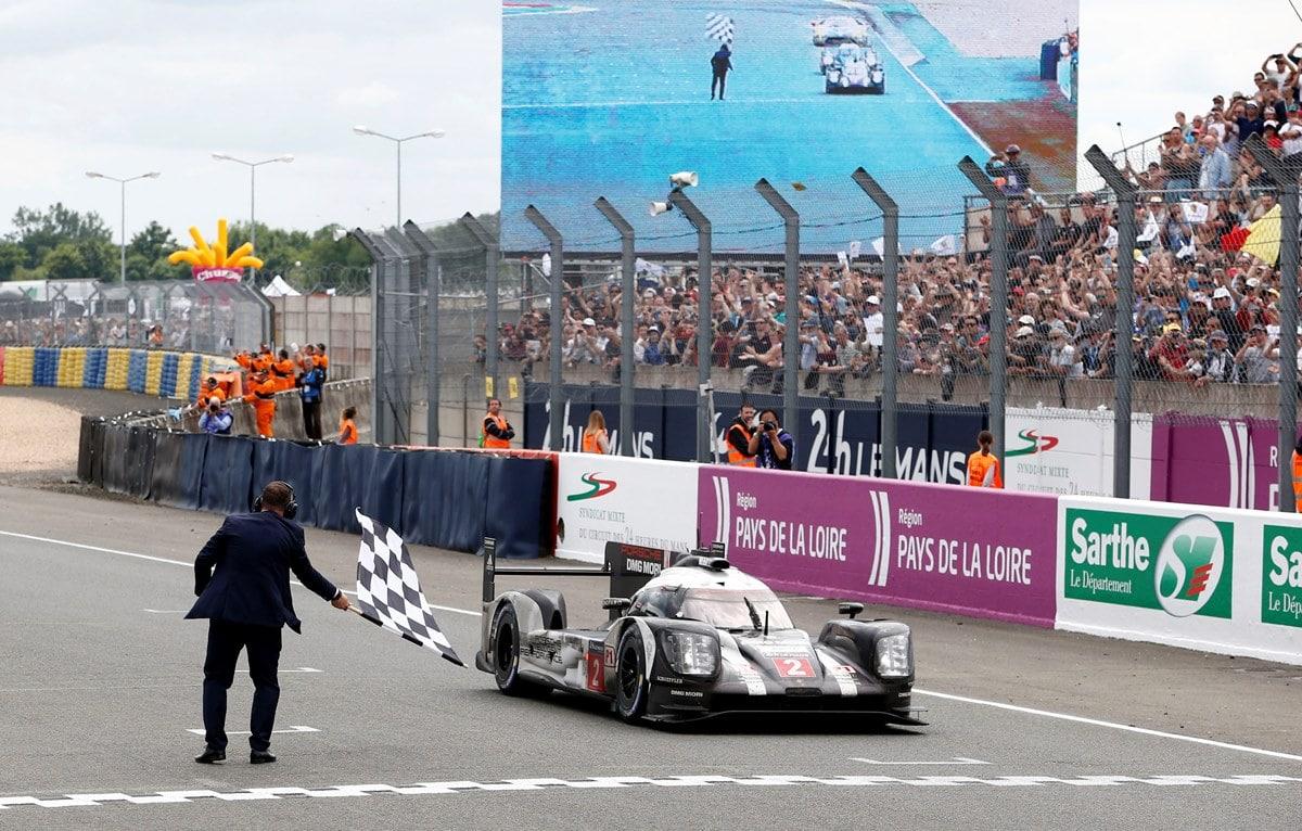 Porsche en endurance et aux 24 Heures du Mans 2017