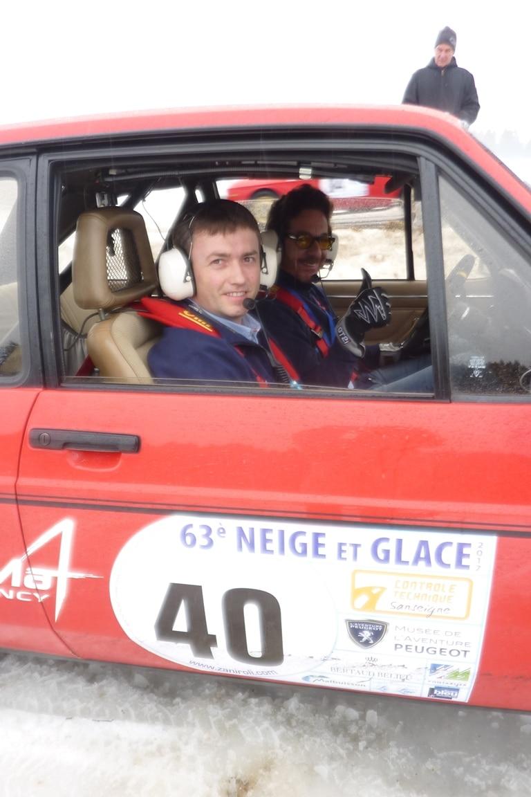Neige et Glace 2017