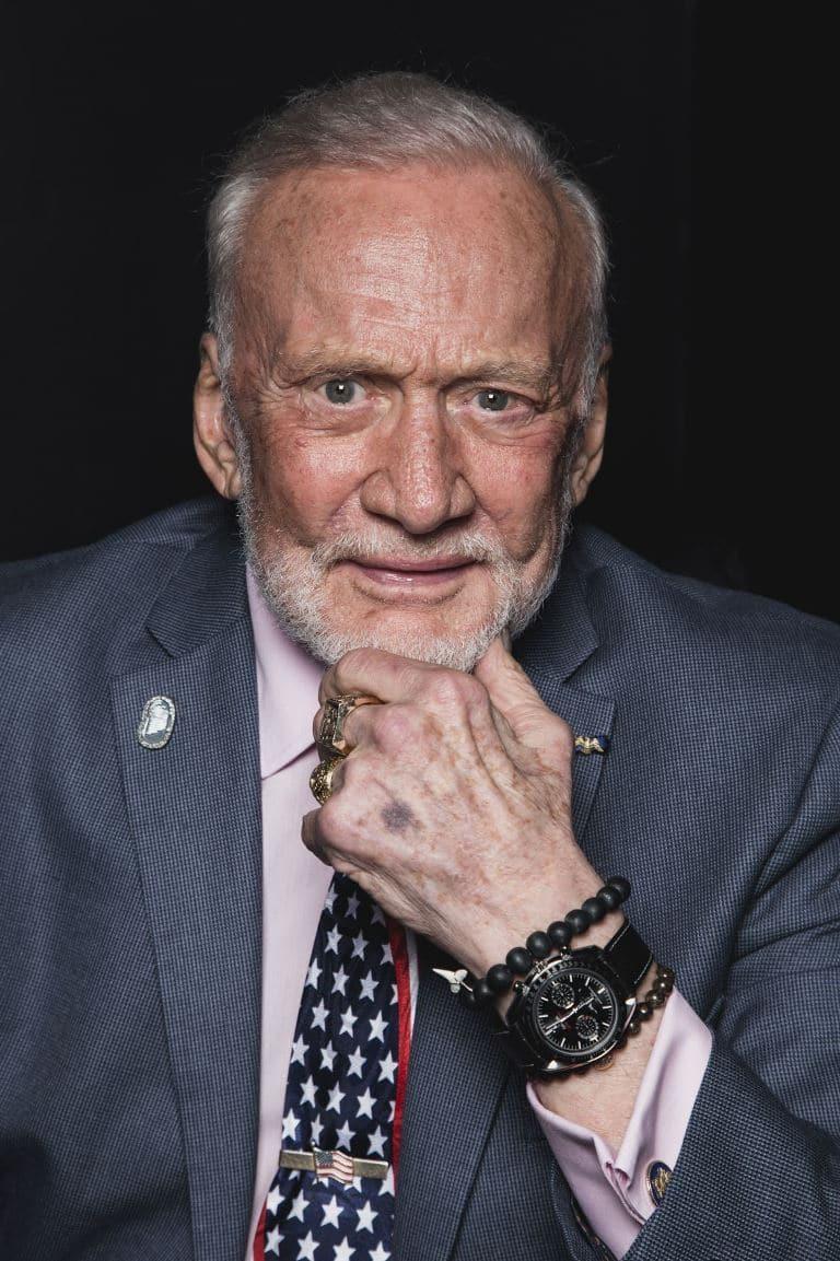 Buzz Aldrin - Omega Speedmaster