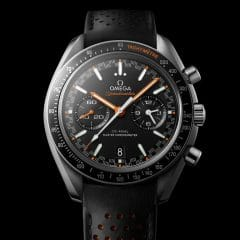 Omega Speedmaster Automatic Racing dial : Retour aux sources…