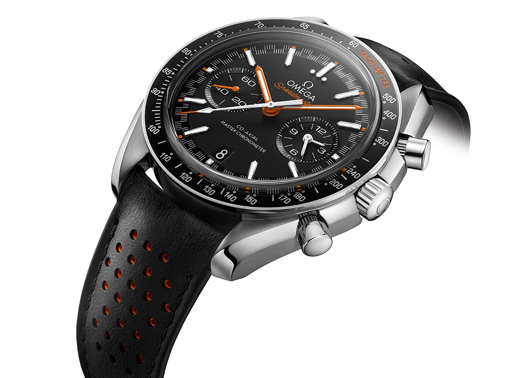 Omega Speedmaster Automatic Racing dial - BaselWordl 2017