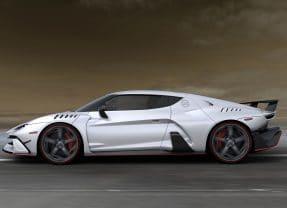 "ItalDesign Automobili Speciali : Une Lamborghini Huracan ""Five-Off"" à Genève"