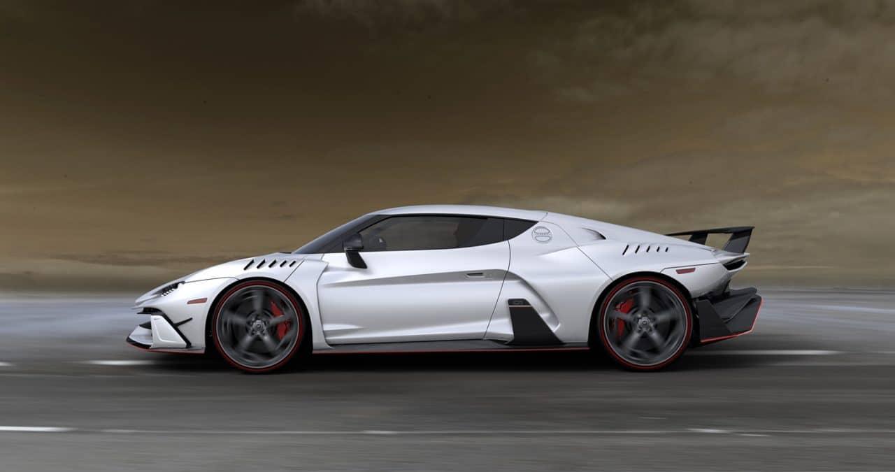 ItalDesign Automobili Speciali - Lamborghini Huracan