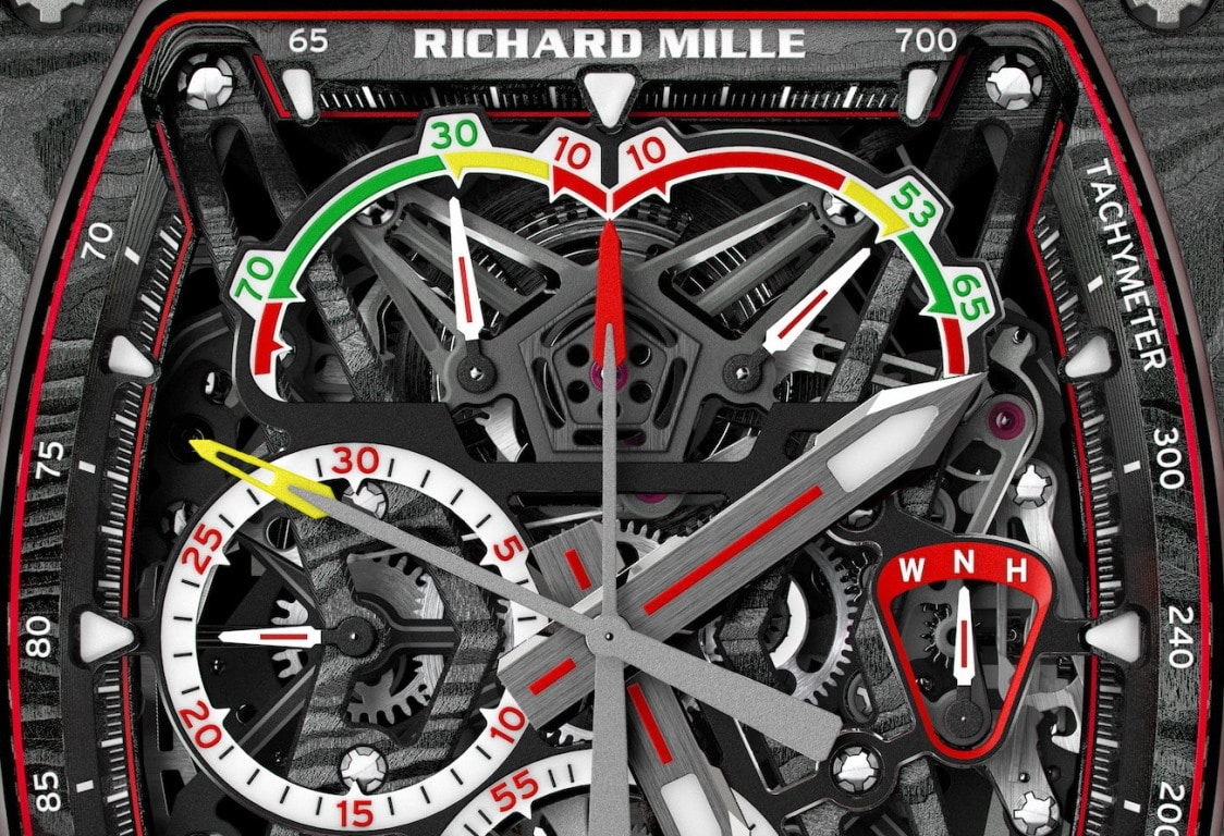 Richard Mille RM50-03 McLaren F1 2017