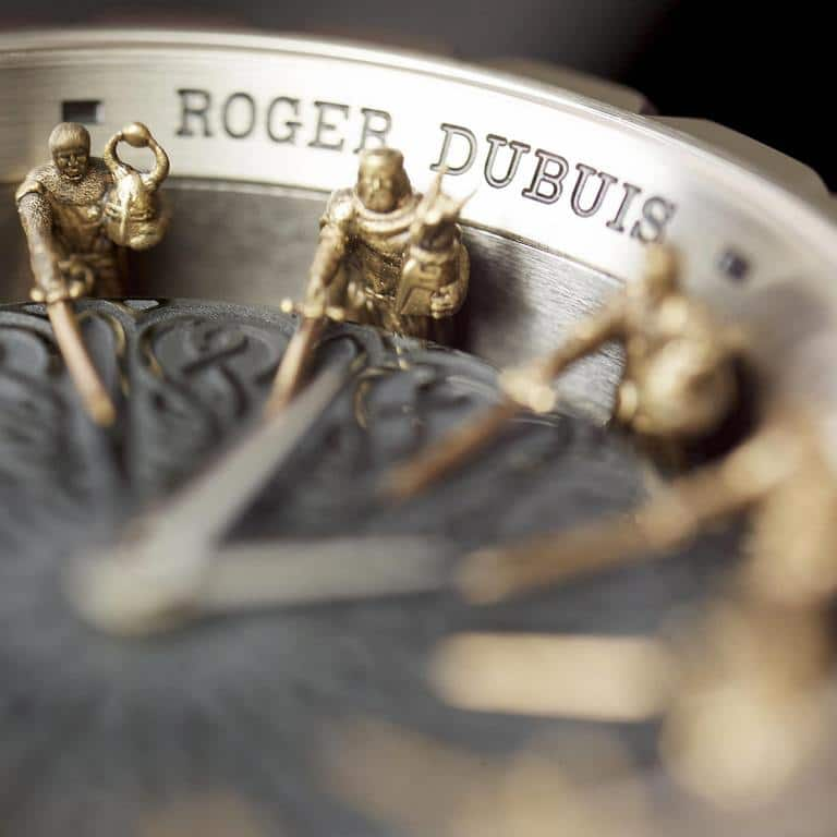 Roger Dubuis Excalibur Table Ronde II