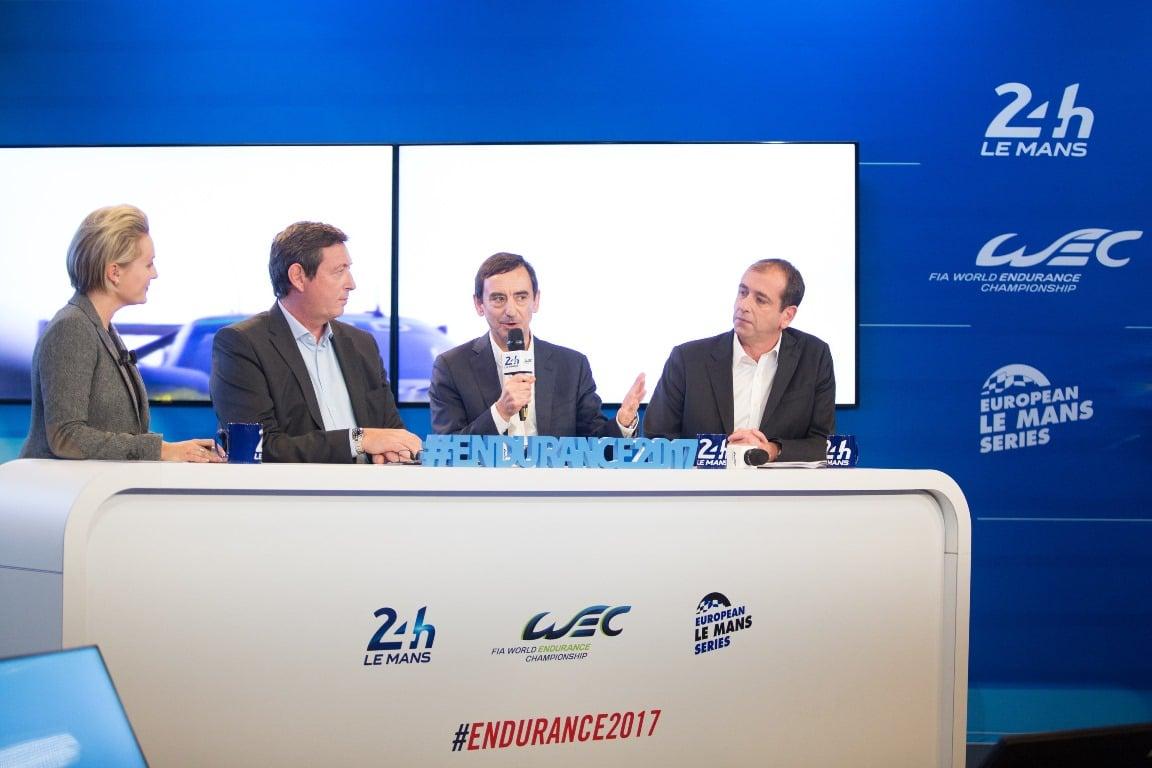 La FIA et l'ACO dévoilent la liste des engagés en Endurance pour 2017