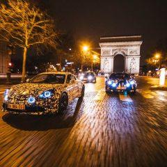 """Alpine AS110 : """"Paris by Nite"""""""