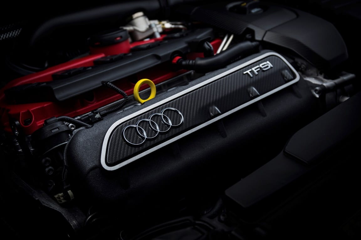 Audi 5 cylindres