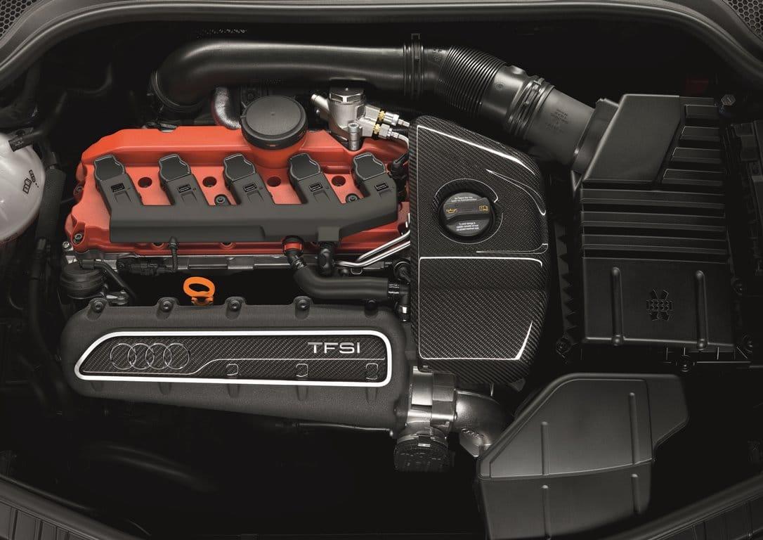 Audi 5 cylindres TFSI