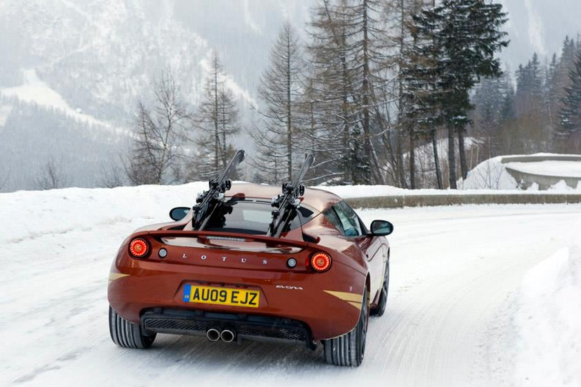 Lotus Evora James Bond (2010)