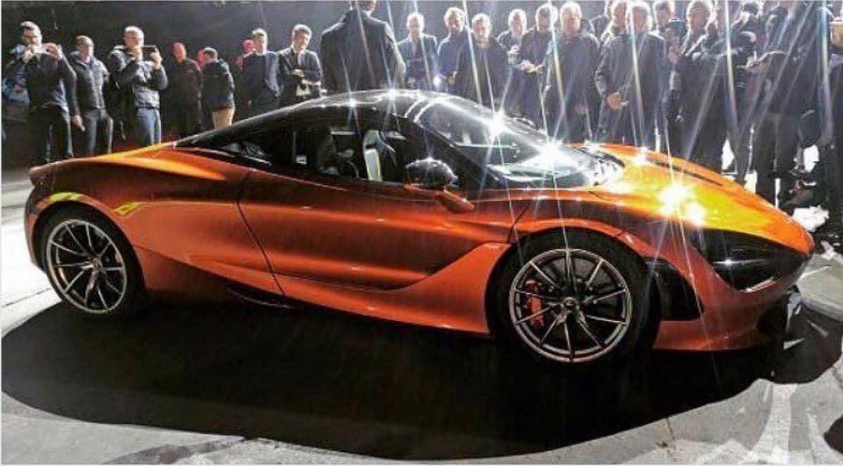 McLaren Super Series 2ème génération - 720S